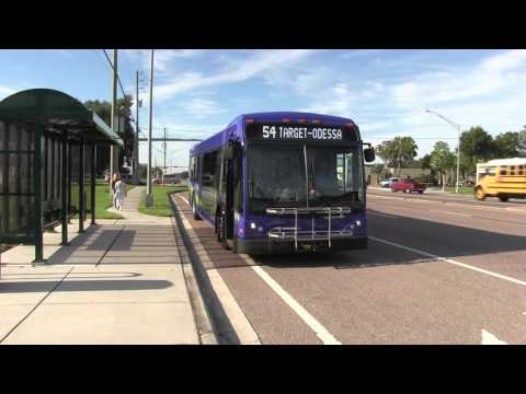 08.12.2016 Free Ride on PCPT's new County Connector Route 54