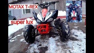 Квадроцикл Мотах t rex краткий обзор