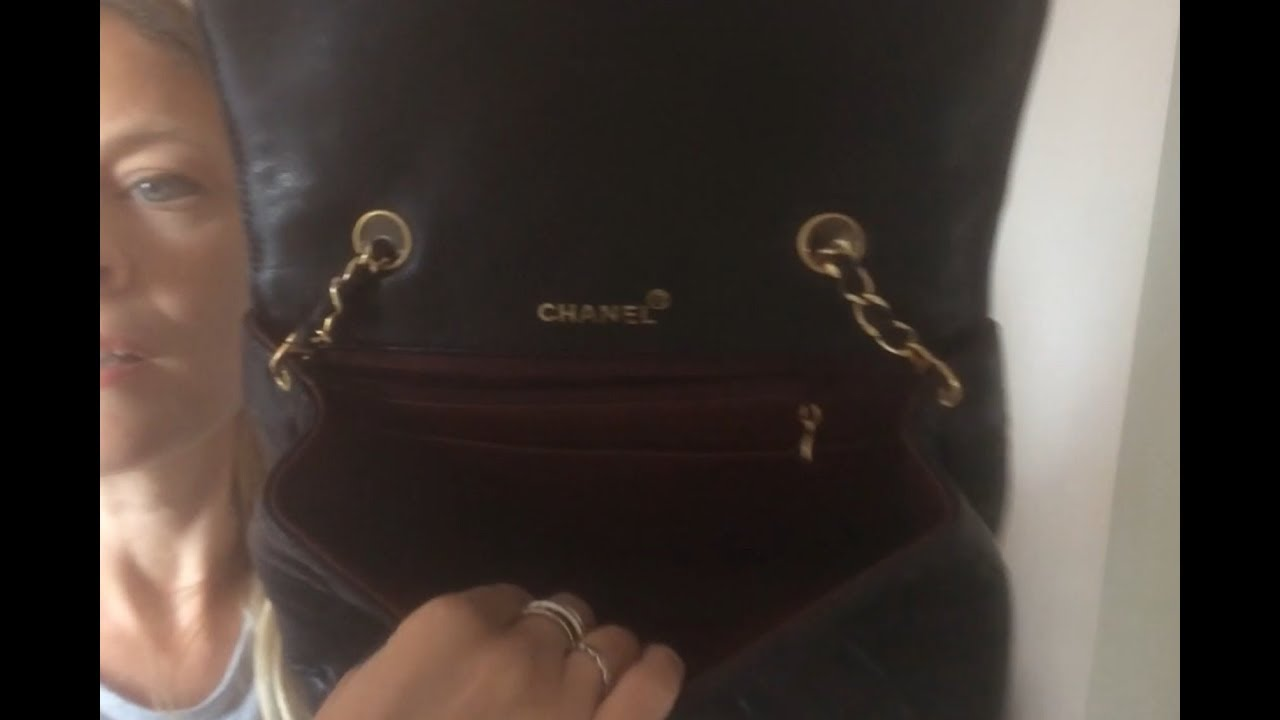 10b3ad272b76 Chanel V-Shaped Flap Bag Review. Armcandy Bag Co