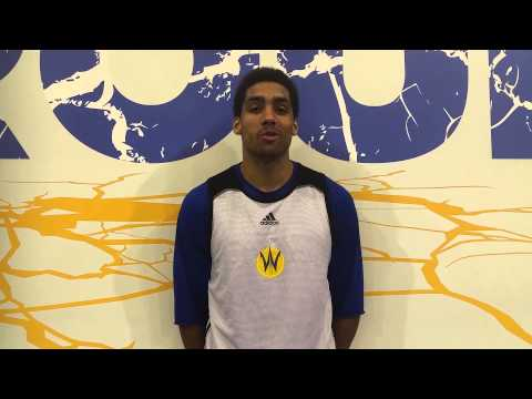 James Michael McAdoo on his rookie season with the Warriors