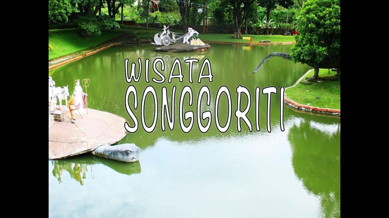 Indahnya Taman Wisata Tirta Nirwana Songgoriti Batu Malang