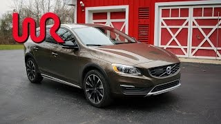 2017 Volvo V60 Cross Country - WR TV POV Test Drive and Review