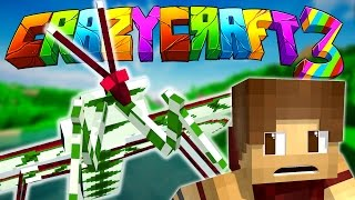 Minecraft Crazy Craft 3: Mantis Mayhem! #7