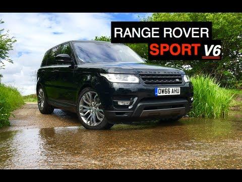 2017 Range Rover Sport Supercharged V6 Review Inside Lane