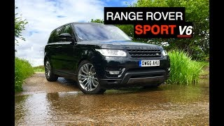 homepage tile video photo for 2017 Range Rover Sport Supercharged V6 Review -Inside Lane