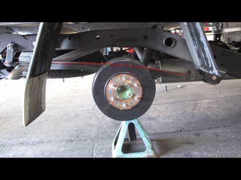 How to Strengthen Springs in Mazda BT50 / Ford Ranger