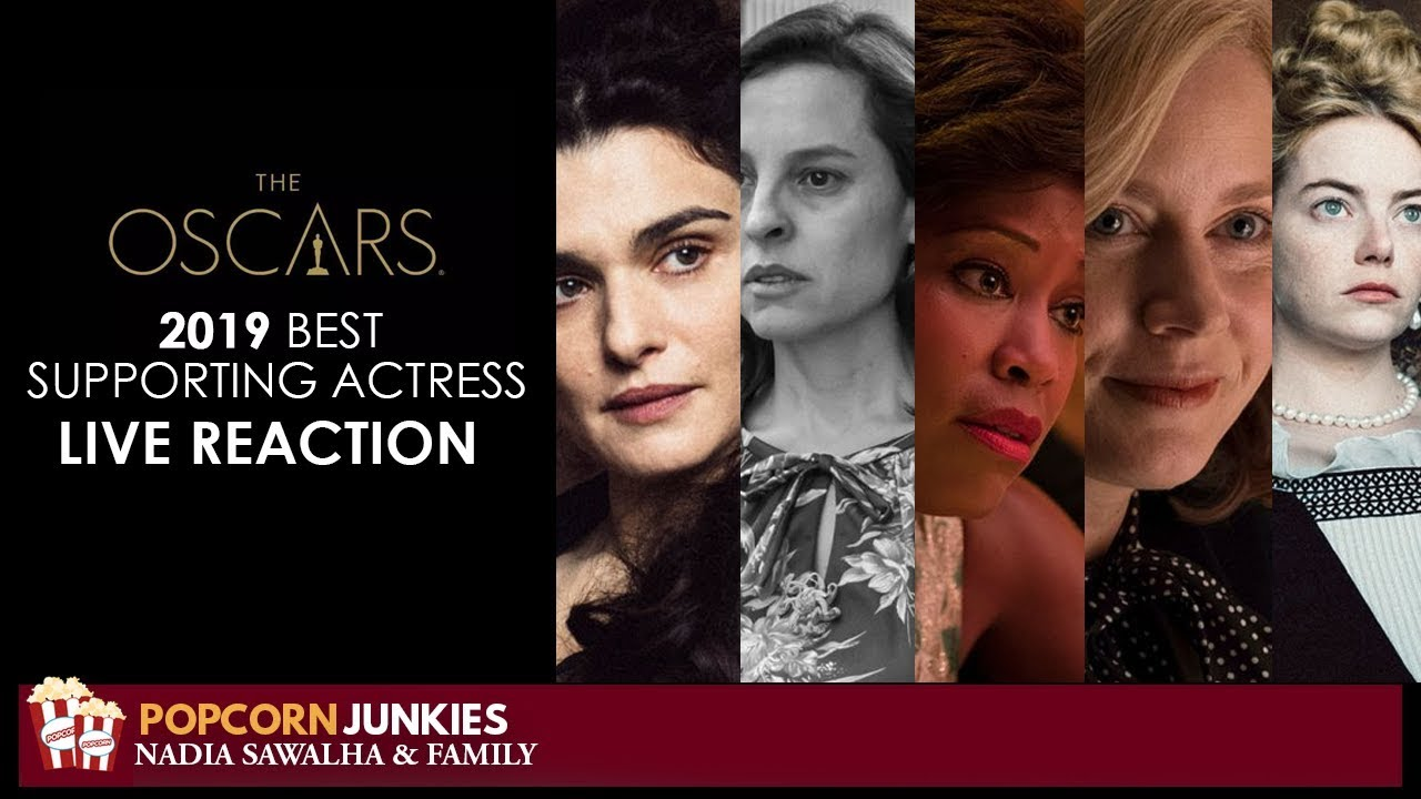 Oscar Ceremony - Best Supporting Actress Academy Awards 2019 LIVE