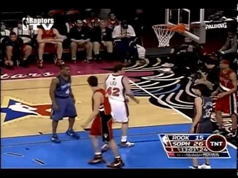 2007 T-Mobile Rookie Challenge Best Plays