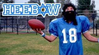 Heebow: Jewish Football Star
