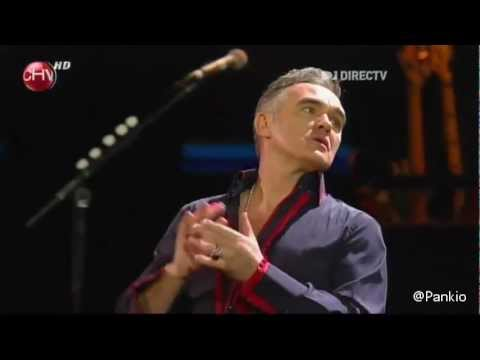 Morrissey - Let Me Kiss You - Viña 2012