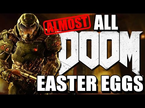 All DOOM Easter Eggs