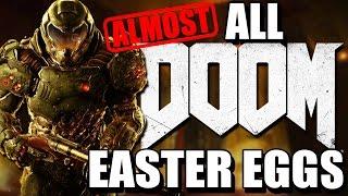 All DOOM Easter Eggs