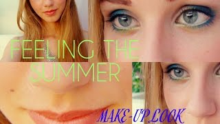 Feeling The Summer - Make-up look | Stella Thumbnail