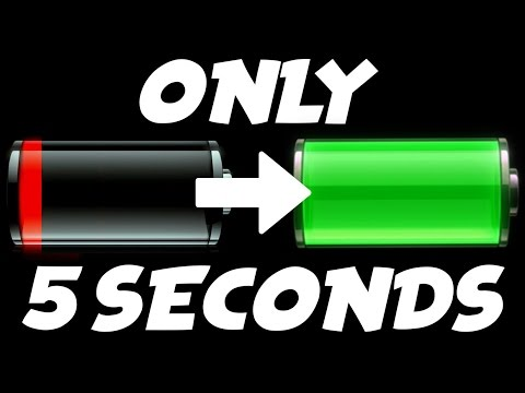 Thumbnail: FULLY CHARGE YOUR PHONE IN 5 SECONDS (CRAZY LIFE TIPS)