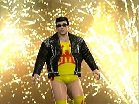 WWE SvR 2011 サンダーストーム ...