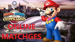 Mario and Sonic at the Olympic Games Tokyo 2020 - Online Matches 2 (Ranked)