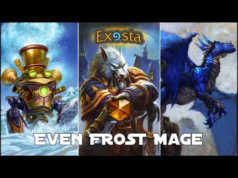 Even Frost Mage - vs Odd Rogue - Wild Legend Gameplay