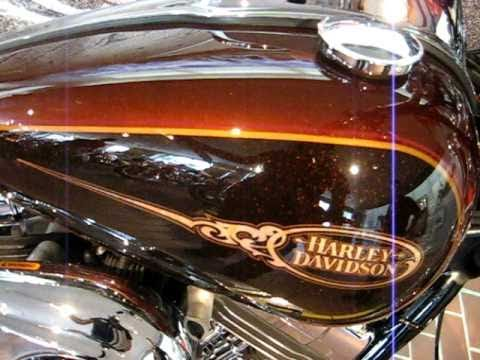 2009 Dyna Low Rider Fxdl Light Candy Rootbeer And Dark