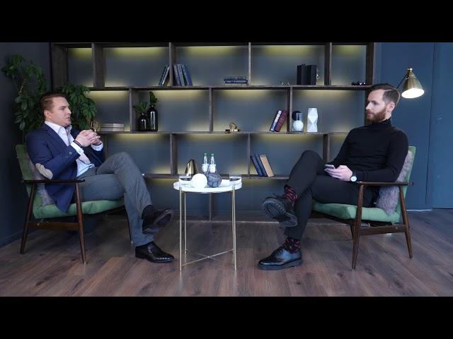 Интервью с главным тренером школы тенниса Royal Cup, Яном Драновским. Минск.
