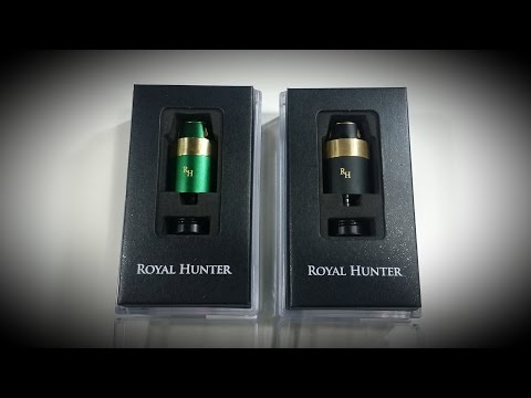 Royal Hunter RDA by Council of Vapor