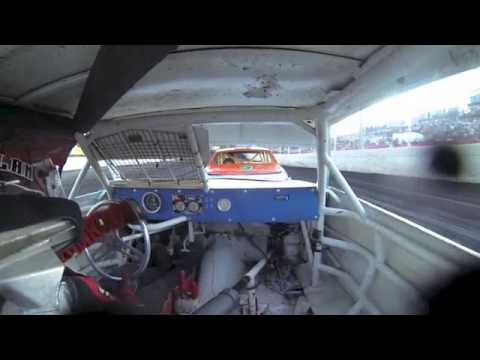 Dylan Fitzpatrick Heat Race Huset's Speedway 7/21/13
