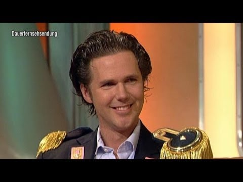 Alexander Marcus mit Glanz und Gloria - TV total