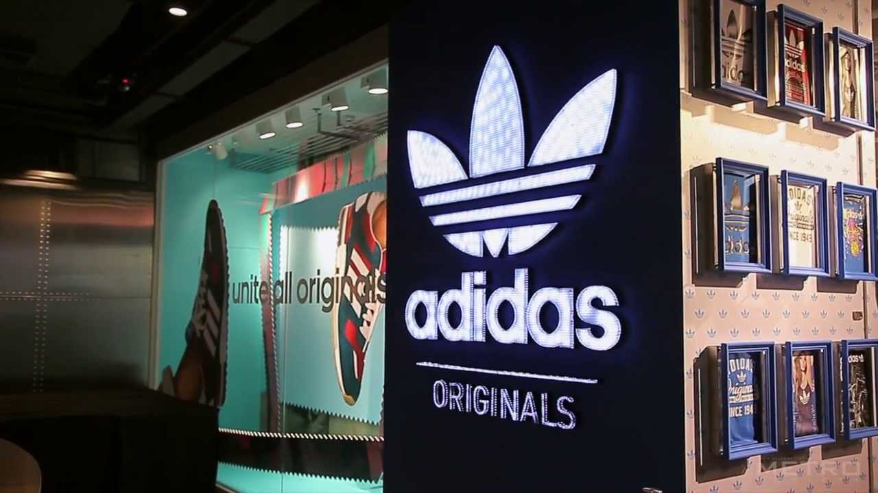 Adidas original new concept store at siam center youtube