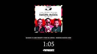 Dj Kadu ft Cabo Snoop & Yuri Da Cunha - Hakuna Matata [DjPaparazzi-Rmx]
