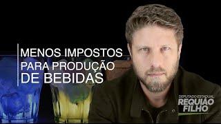 Governo tenta barrar proposta de Requião Filho que diminui impostos sobre bebidas
