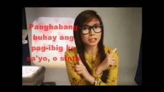 Yeng Constantino - Pag-ibig(lyrics)