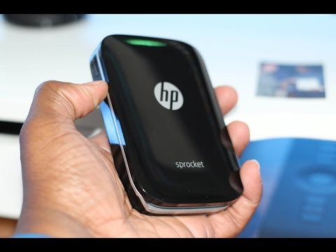 HP Sprocket 100 | Prints Photos From Your Smartphone