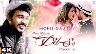 Phir Mujhe Dil Se Pukar Tuh MP3 Ringtone.Hindi Best Ringtone 2018.Best Ringtone