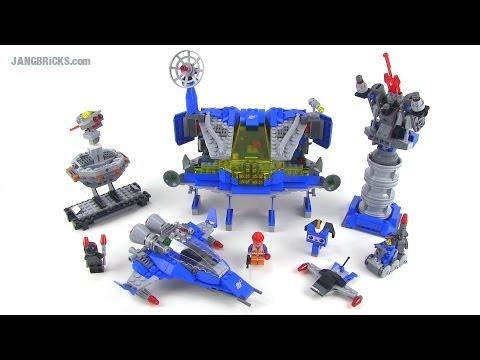 LEGO 70816 Benny's SPACEBASE alternate build MOC! JANGBRiCKS Remix!