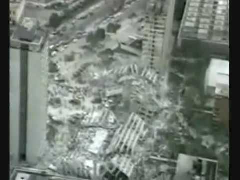 SEP 19 1985 WORST EARTHQUAKE  MEXICO CITY