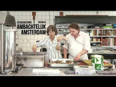 Stadsgesprek: Ambachtelijk Amsterdam