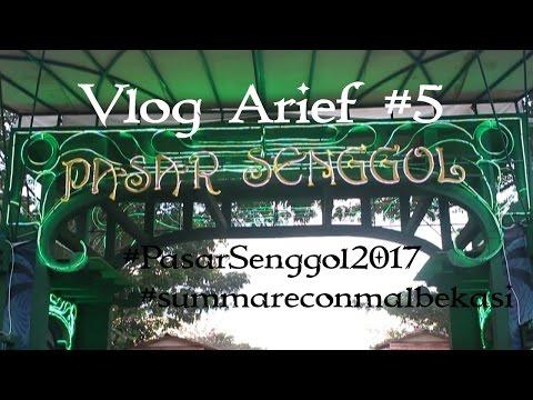 Vlog Arief #5 : Jelajah Eurasia melalui kuliner