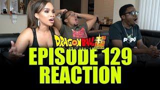 Goku Went GALACT C On Jiren Dragonball Super Episode 129 Reaction