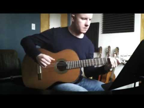 Layer Cake: Hayling for classical guitar (FC Kahuna) + TAB