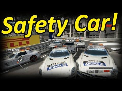 SAFETY CAR RACE - Codemasters F1 Game
