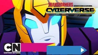 Трансформеры. Кибервселенная | Оллспарк | Cartoon Network