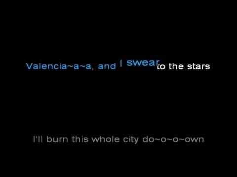 (Real) Karaoke - Decemberists - O Valencia!