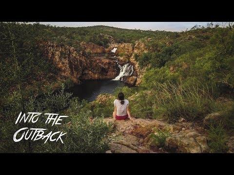 Into the Outback | Northern Territory | Australia | DJI Mavic Pro