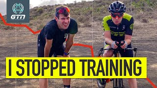 Here's What Happens To Your Body When You Stop Exercising! | Triathlon Training Explained