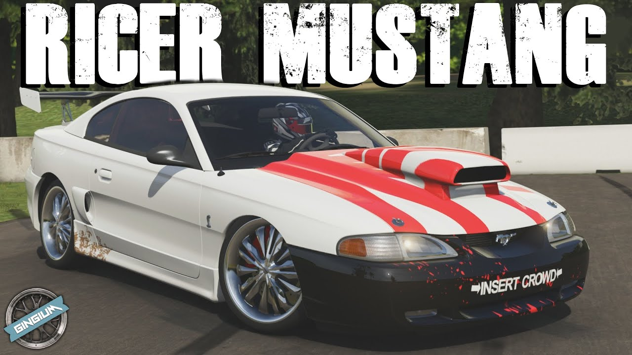 """RICESTANG"" - 1995 Ford SVT Cobra R 