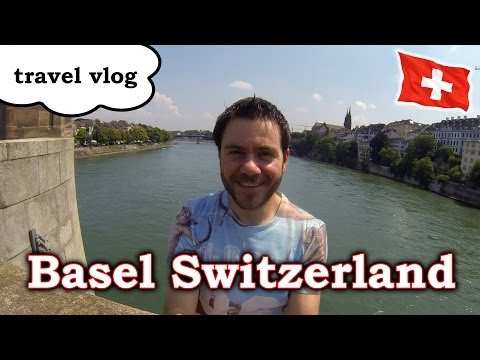 Exploring Basel, Switzerland | Travel Vlog