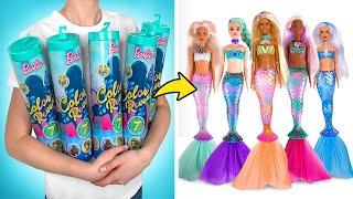 Barbie Cor Revelação Série Sereia Unboxing