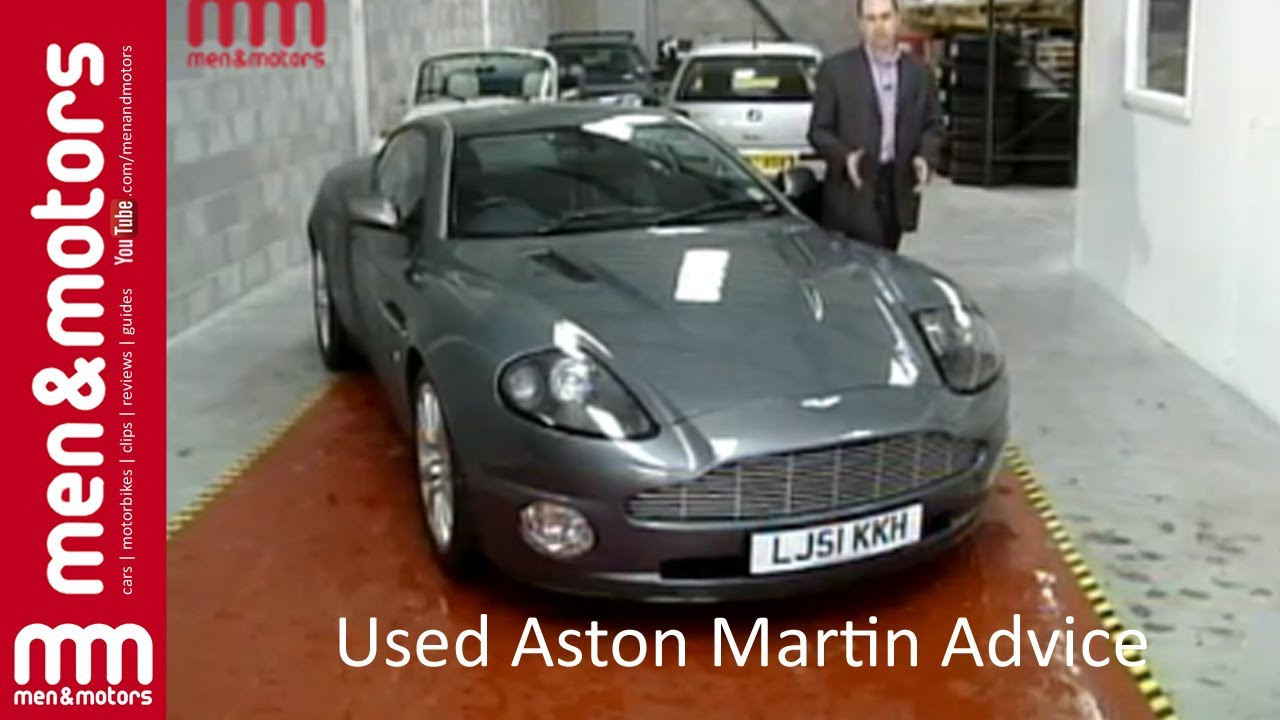 Used Aston Martin Advice