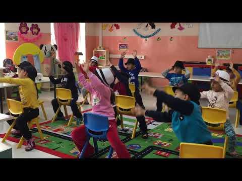 2018 23 Nisan'Yolla'şarkısı ilk prova