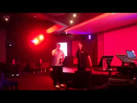 Mecca knotty ash karaoke final 8/3/14