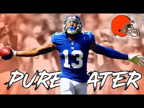 "Odell Beckham Jr. || ""Pure Water"" 